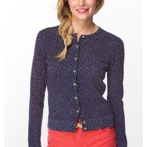 ⭐️ Lilly Pulitzer Paley Cotton Cardigan Sweater XS